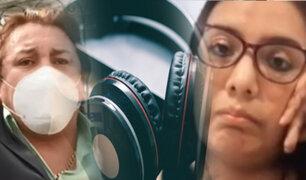 ¡Exclusivo! Karem Roca acusó ante fiscal a Óscar Vásquez como instigador por grabar audios