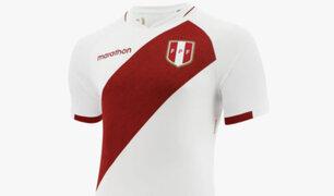 Selección Bicolor: presentan nuevas camisetas para las Eliminatorias Qatar 2022