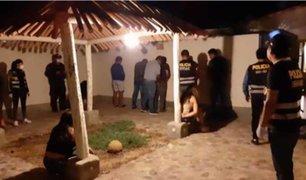 Intervienen a 73 personas durante una fiesta en conocido hotel de Ucayali