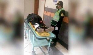 Cusco: ladrón pudo ser capturado al fracturase la pierna cuando escapaba