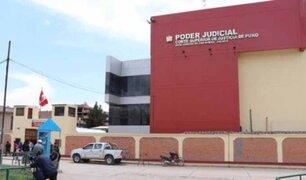 Feminicida fue condenado a 28 años de prisión  en Juliaca