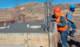 Puno recibirá más de S/ 99 millones para proyectos de agua potable y saneamiento