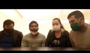 Ordenan prisión preventiva para banda implicada en tráfico ilícito de drogas a México