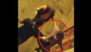 Mujer denuncia fiesta Covid ante la PNP y la golpean hasta mandarla al hospital
