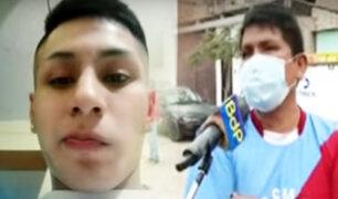 Feminicidio en Chorrillos: Padre de embarazada asesinada sabía que era constantemente agredida