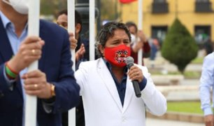 Moche: presentan pedido de vacancia contra alcalde César Fernández