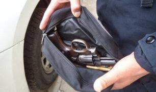 PNP capturó a dos bandas delincuenciales en el Cono Norte