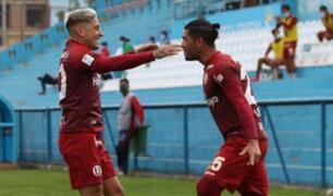 ¡Imparables! Universitario de Deportes goleó 5-0 a Deportivo Municipal