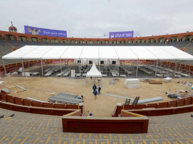Aprueban proyecto para que Plaza de Acho no sea usada para corrida de toros
