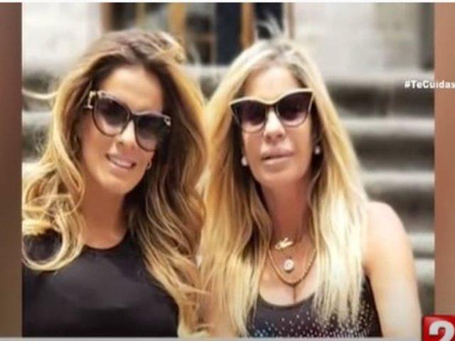 """Alejandra Baigorria envía mensaje a su madre que está en UCI: """"Eres la mujer más fuerte que conozco"""""""