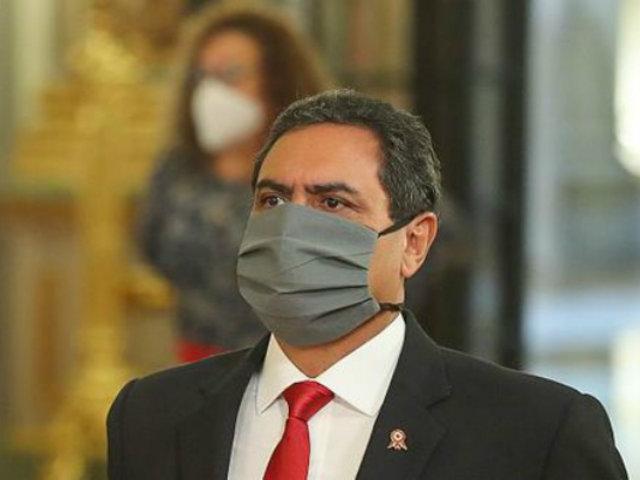 Ministro del Interior se presentará hoy ante el Congreso por caso discoteca Thomas Restobar