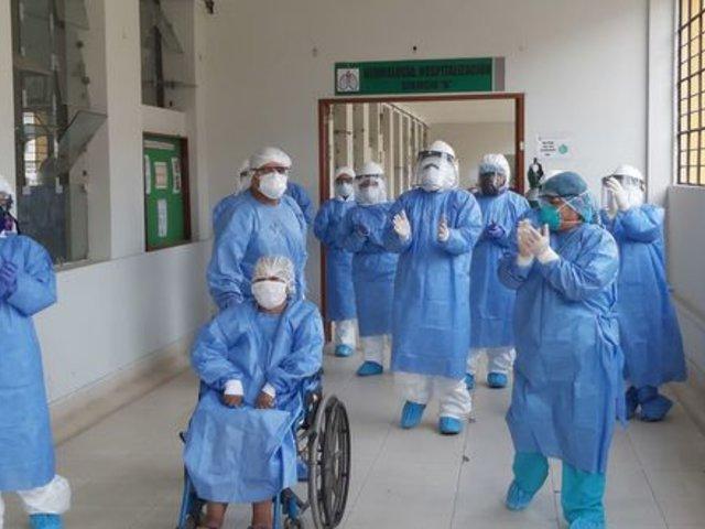 Covid-19 en Perú: 7 856 nuevos pacientes recuperados y acumulado alcanza los 644 345
