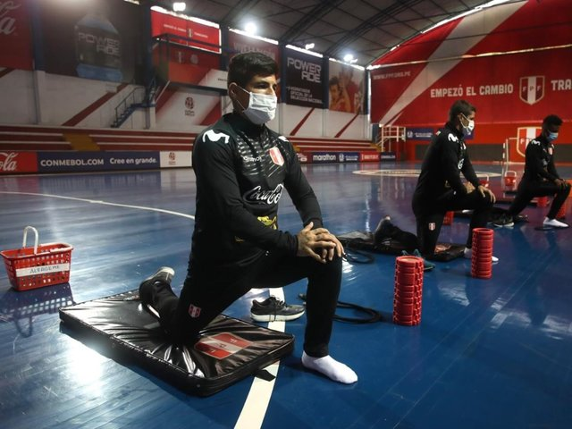 Selección Peruana: Gareca empieza a preparar eliminatorias con jugadores de liga local