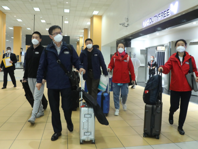 Covid-19: vacunas chinas llegaron a Perú para iniciar ensayos clínicos