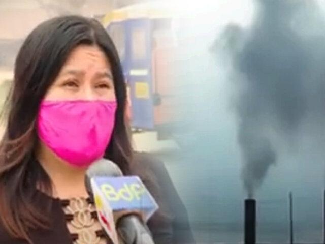 Lurigancho-Chosica: vecinos respiran humo y polvo por 32 ladrilleras que operan en la zona