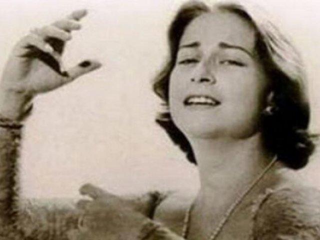 Rescatan tema inédito de Chabuca Granda tras 59 años