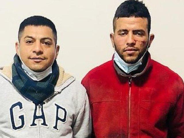 La Libertad: intervienen a ladrones con droga y presuntos explosivos