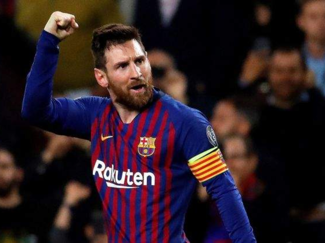 Esta fue la benevolente sanción a Messi tras puñetazo a Villalibre