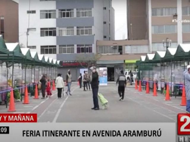 Reactivación Económica: Pachacamac y San Isidro se unen en feria itinerante