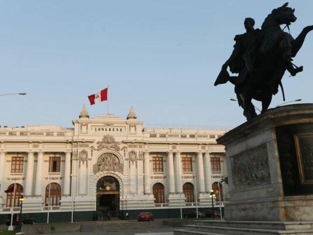 APP presentó proyecto para que regresen las cámaras de Senadores y Diputados al Congreso