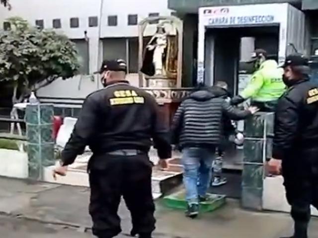 El Agustino: detienen a sujetos que se dedicaban a robar celulares