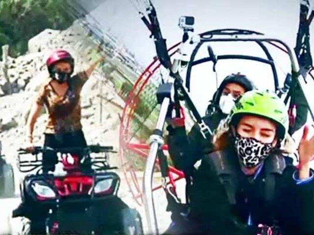 Adrenalina Reactivada: el regreso de los deportes extremos en pandemia
