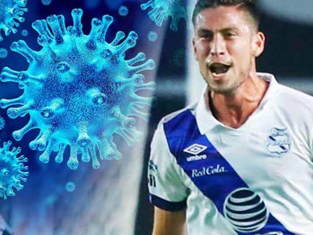 Santiago Ormeño habría dado positivo para coronavirus