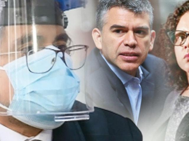 ¡EXCLUSIVO! El trampolín de Julio Guzmán: conversaciones entre Fiscal y su asesor