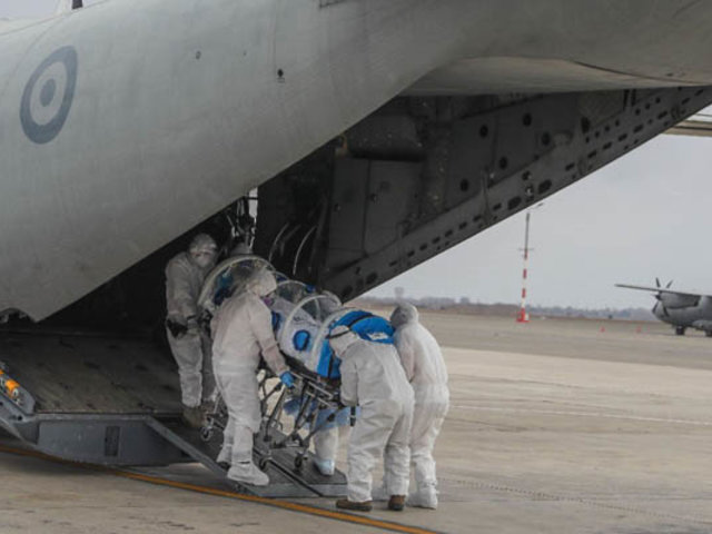 Trasladan de emergencia de Abancay a Lima a enfermero afectado por Covid-19