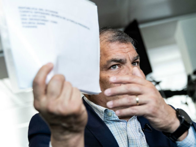 Rafael Correa: Justicia de Ecuador confirma condena a ocho años de cárcel