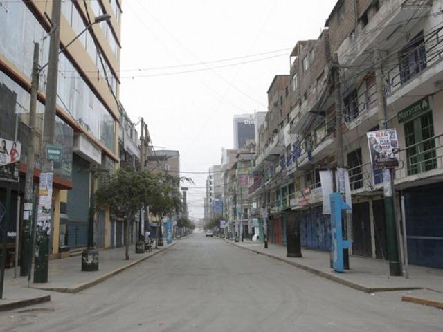Economía peruana se recuperaría recién en el 2022, según Alfredo Thorne
