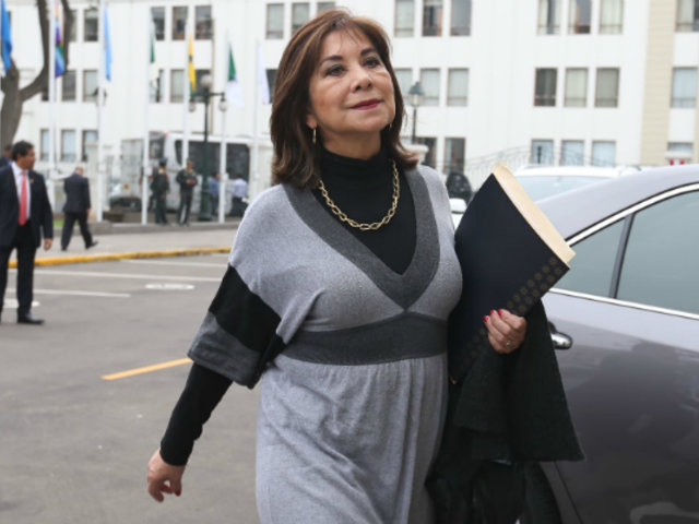 Congreso: Comisión de Ética verá casos de José Luna y Martha Chávez este jueves
