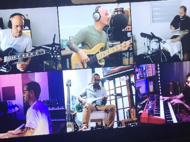 Espectáculos musicales se realizarán únicamente de manera virtual