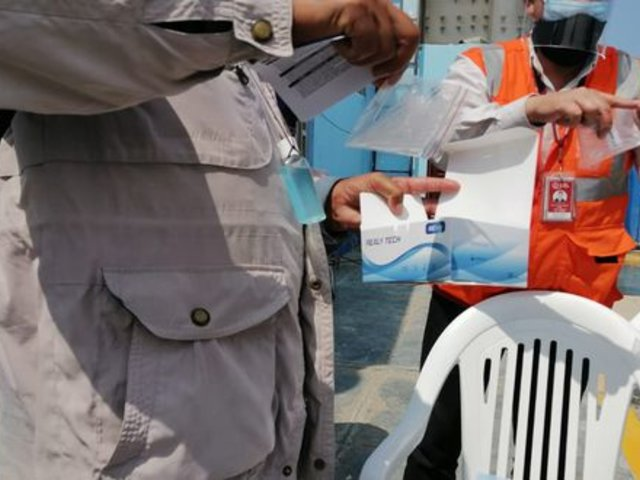 Ica: donaron 150 pruebas rápidas tras pedido de los pescadores artesanales