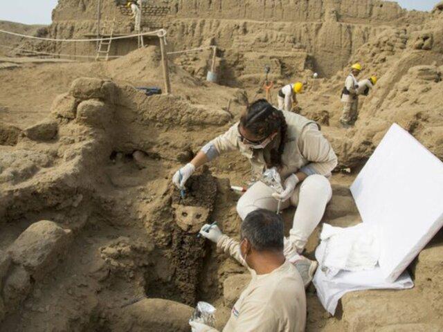 Mincul: se reanudó investigación, conservación y puesta en valor de Chan Chan