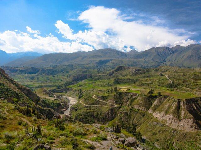 Valle del Colca: visitantes ingresarán gratis desde el 1 de octubre 