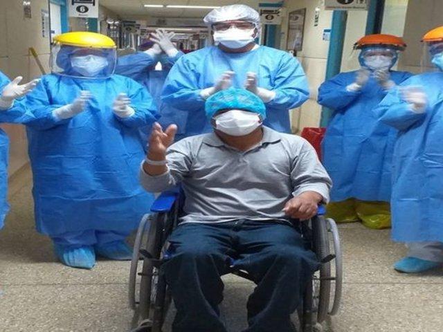 Covid-19: casi 651 mil pacientes recuperados fueron dados de alta en Perú