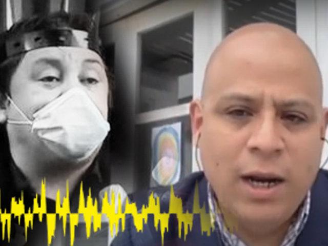 """José Carlos Requena sobre audios de Vizcarra: """"El país no se merece algo así"""""""