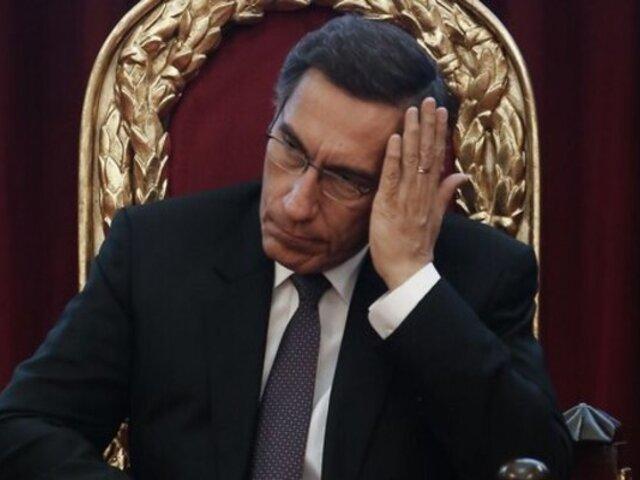 Martín Vizcarra: entregan nuevas pruebas de presuntas coimas al expresidente
