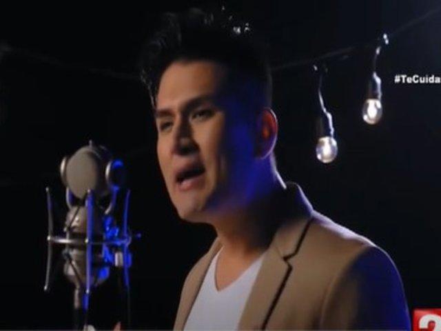 Deyvis Orozco se prepara para lanzar su primer concierto virtual en tiempos de coronavirus