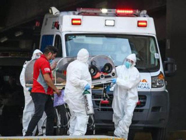 México superó los 70 000 fallecidos por la pandemia de Covid-19
