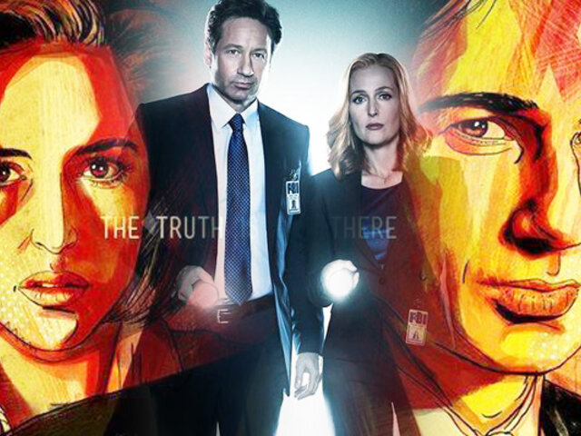 "Expedientes Secretos X: preparan una serie animada de ""the X Files"""