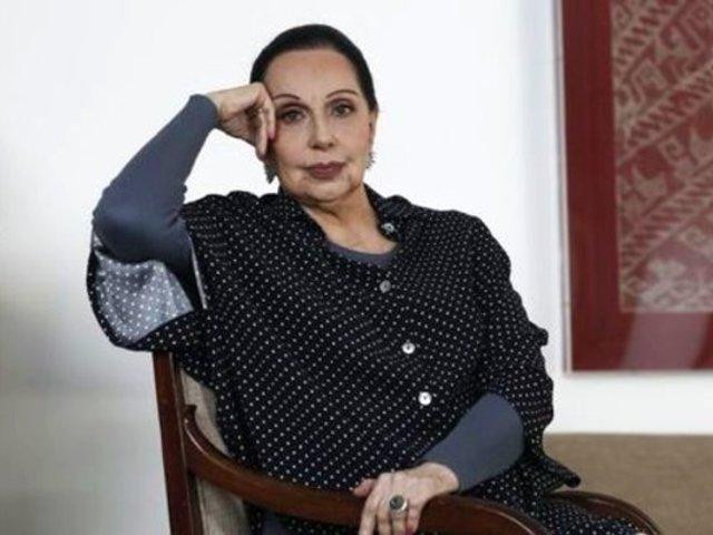 Criollismo de luto: Alicia Maguiña falleció a los 81 años