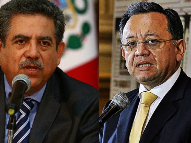 """Congreso: Merino deja """"en espera"""" denuncias contra Edgar Alarcón"""