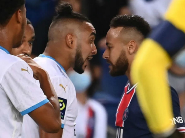 Neymar: aparecen nuevas imágenes de agresión en el clásico francés
