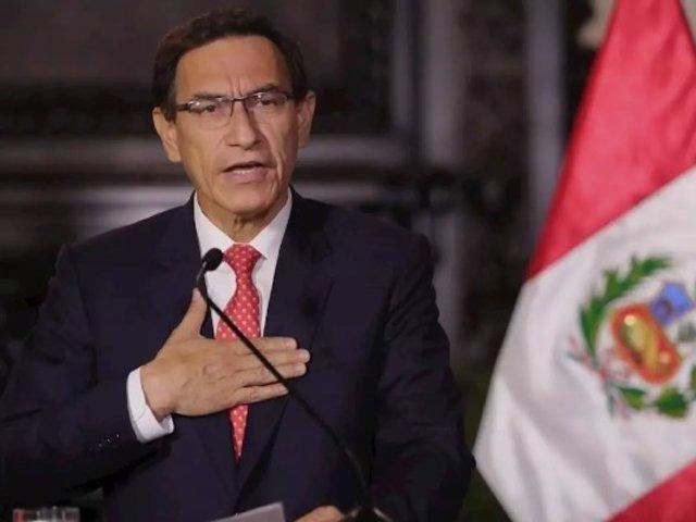 Vizcarra declarará sobre caso 'Swing': MP le pide que fije lugar, fecha y hora