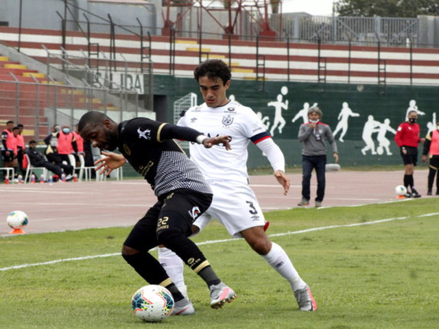 Liga 1: Cusco FC derrotó 2-1 a Universidad San Martín en el Callao