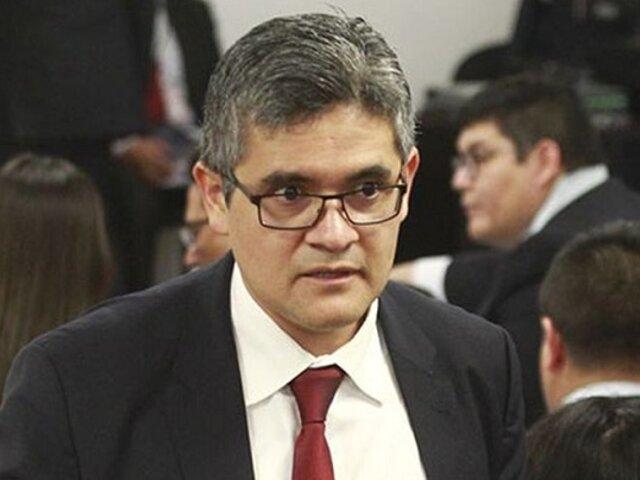 Fuerza Popular: Fiscal Domingo Pérez realizó diligencia en la SBS por aportes a campaña