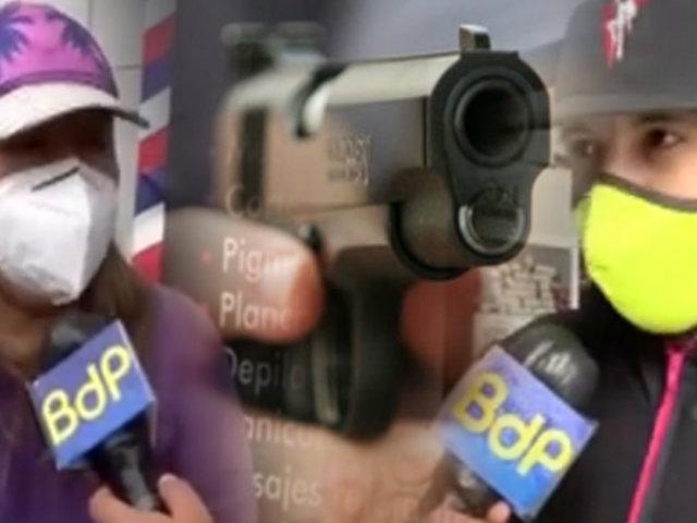 """Chorrillos: denuncian constantes balaceras y robos en """"Buenos Aires de Villa"""""""