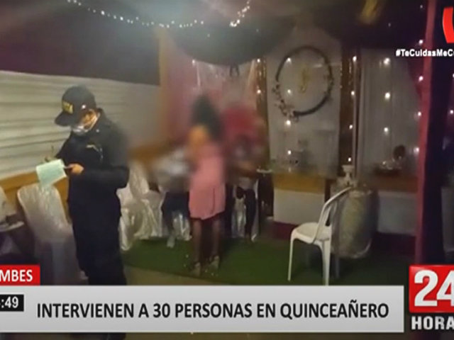 Tumbes: quinceañero ilegal albergaba más de 30 personas